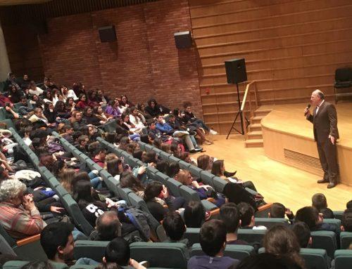 Τρίτη εκδήλωση της ημερίδας τα Ορυκτά και ο Άνθρωπος: Εξορυκτική δραστηριότητα, κοινωνία και περιβάλλον τον 21ο αιώνα