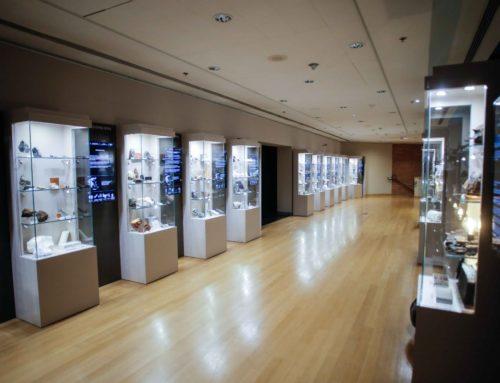 """Στη Θεσσαλονίκη μεταφέρεται η Έκθεση του Μουσείου Γουλανδρή """"Τα ορυκτά και ο Άνθρωπος"""" και """"τα ορυκτά στην Τέχνη"""""""