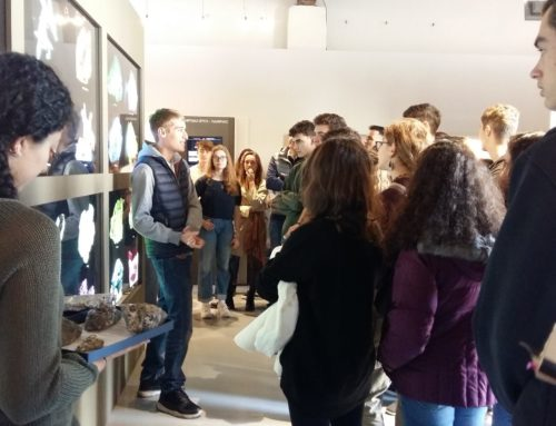 Τα σχολεία της Μακεδονίας αγκάλιασαν την Έκθεση «Τα Ορυκτά και ο Άνθρωπος»