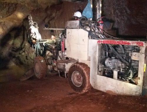 Γεωφυσική έρευνα στην μεταλλευτική περιοχή της Δελφοί-Δίστομο ΑΜΕ